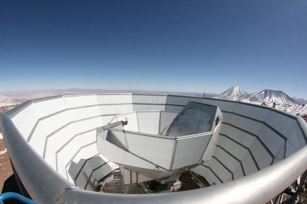 阿塔卡马宇宙学望远镜