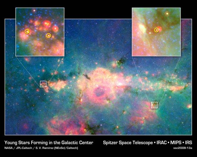 银河系中的气体正在耗尽? - BolideMag - 火流星